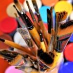 Logo du groupe Peintres / Dessinateurs-dessinatrices / Painters / Cartoonists